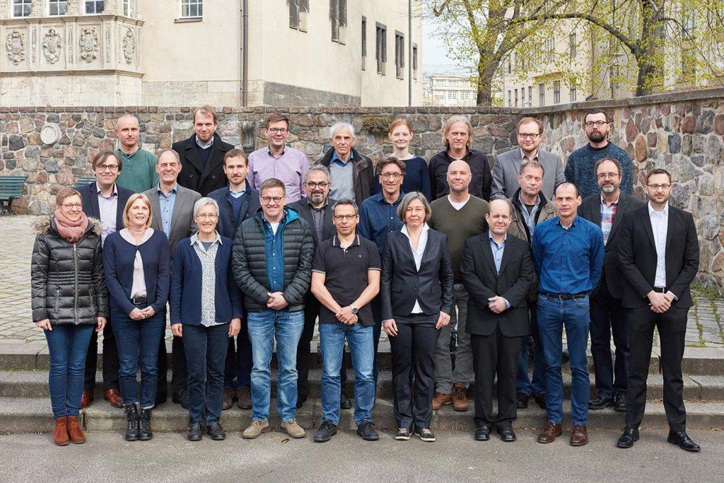 Gruppenbild der Mitglieder des FDI Ausschusses