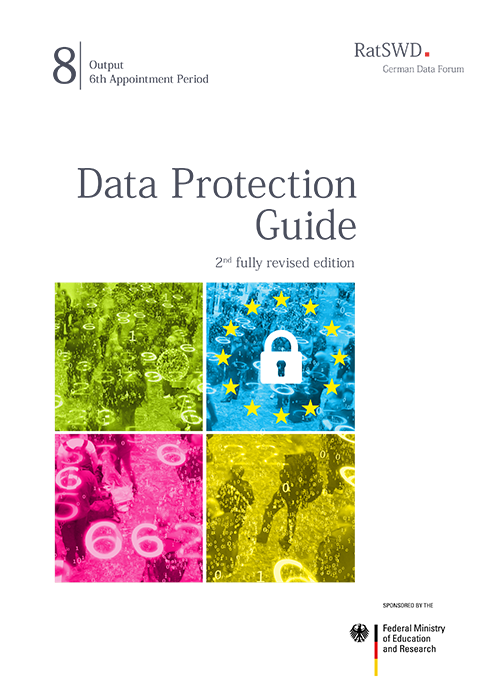 RatSWD Data Protection Guide, 2. Auflage