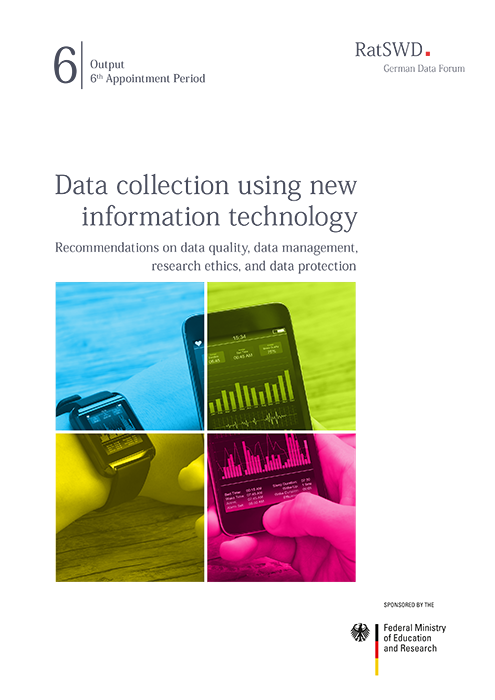 Cover Data collection new IT