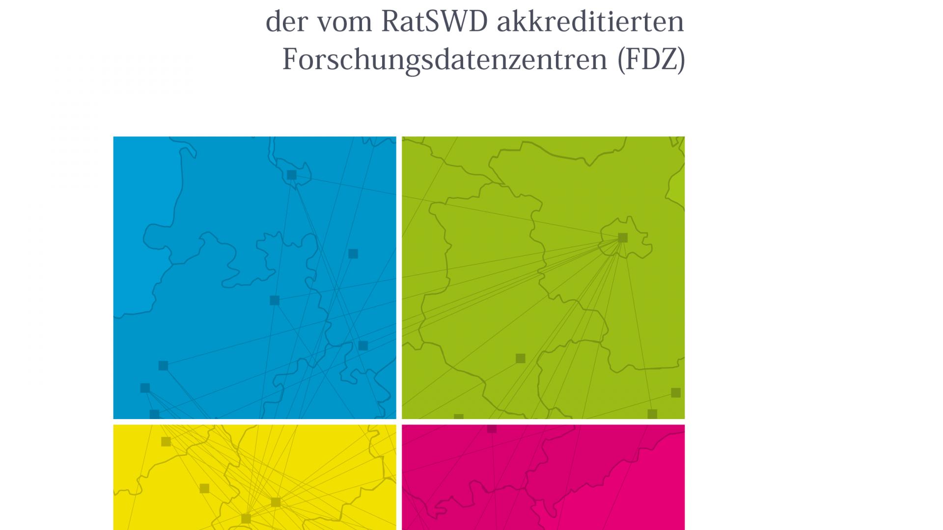 Cover RatSWD Tätigkeitsbericht 2019