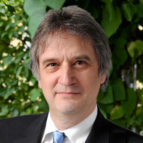 Porträt Prof. Dr. Jürgen Schupp