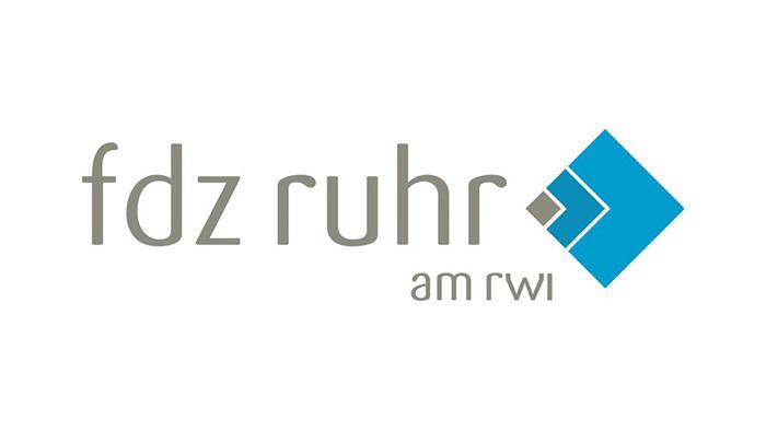 Logo FDZ Ruhr am RWI